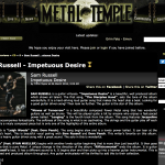 Metal Temple Review: 10/10 :O