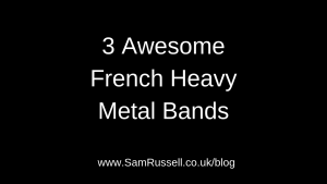 3 awesome french heavy metal bands